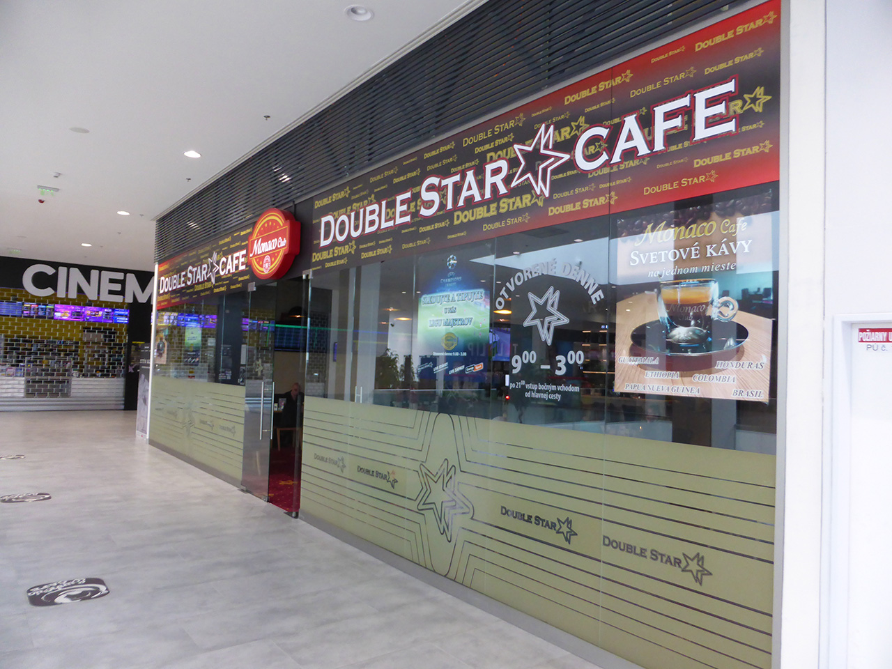 Double Star Cafe